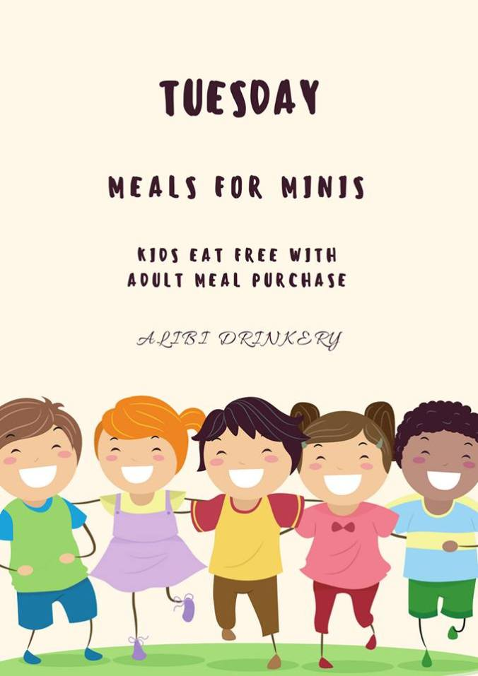 meals for minis